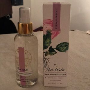 2 for 16 Rose water refreshing scent